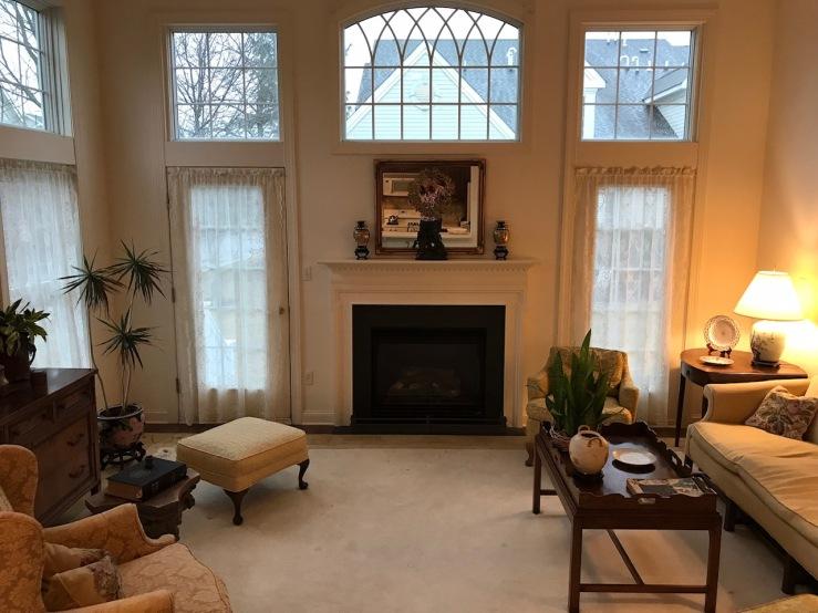 Mama's living room